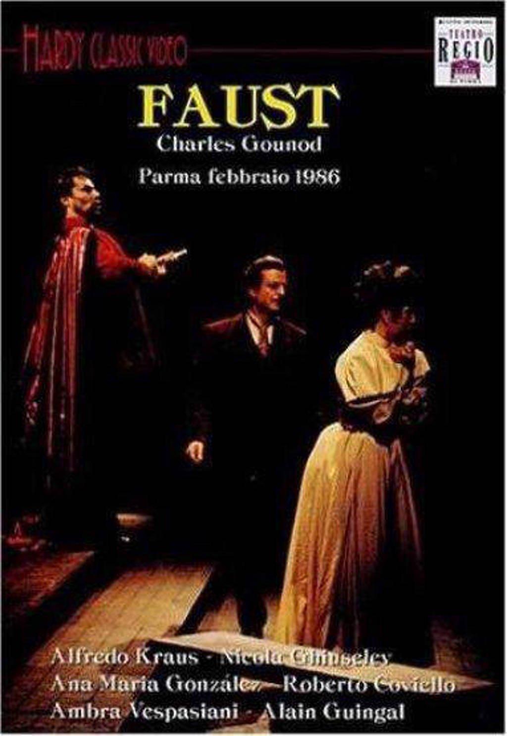 1987 Faust - Alfredo Klaus, Nicola Ghiuselev, An (DVD)