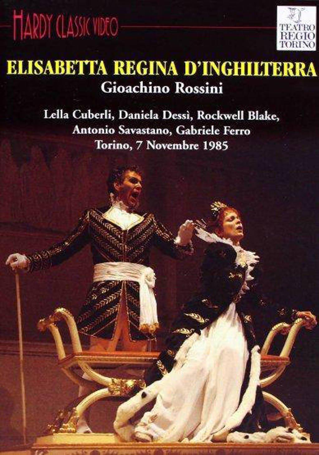 Elisabetta Regina D Inghilterra - Lella Cuberli, Daniela Dessi, Rockw (DVD)