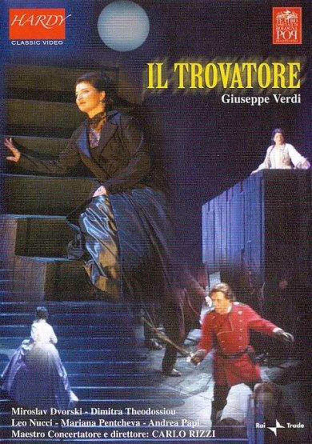 Bologna 2005 Il Trovatore - Leo Nucci, Dimitra Theodossiou, Mar (DVD)