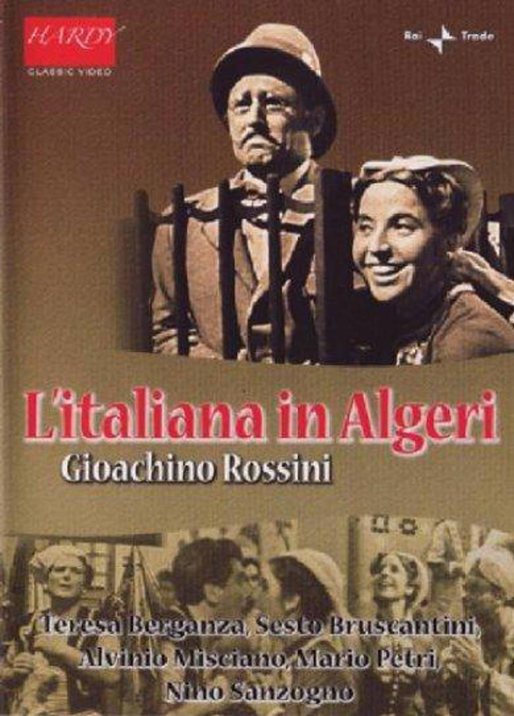 1957 L Italiana In Algeri - Teresa Berganza,Sesto Bruscantini,A (DVD)