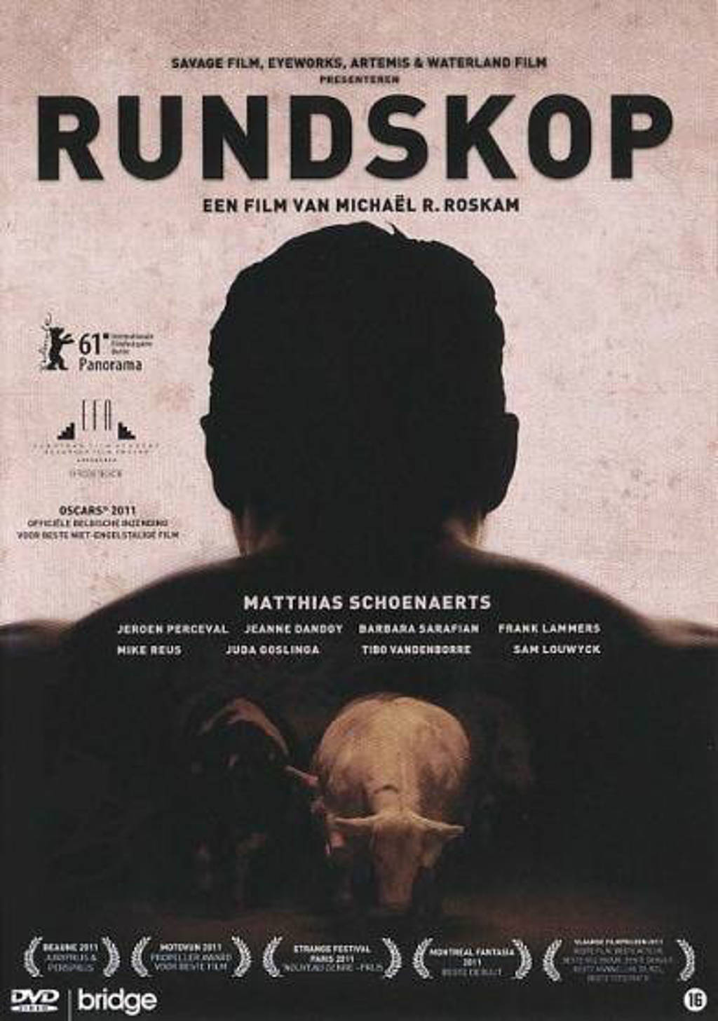 Rundskop (DVD)