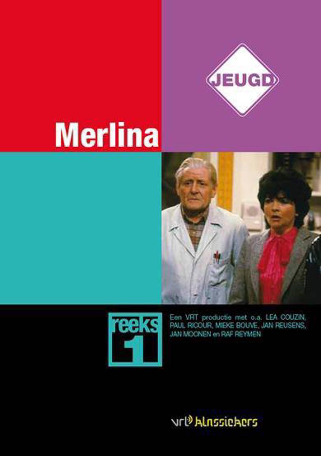 Merlina - Seizoen 1 (DVD)