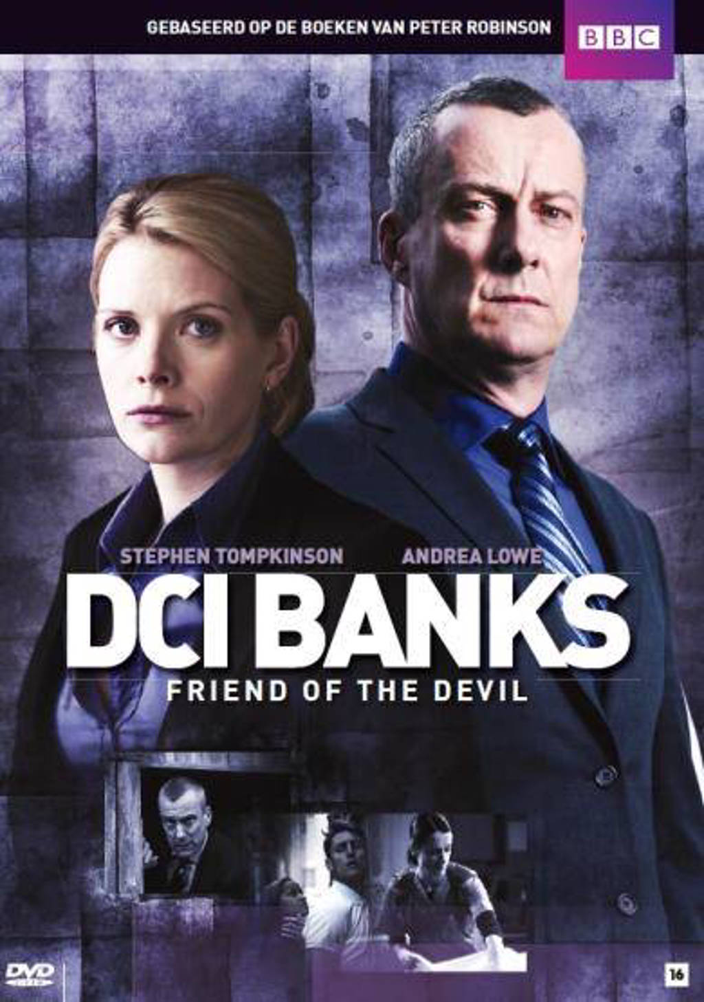 DCI Banks - Friend of the devil (DVD)