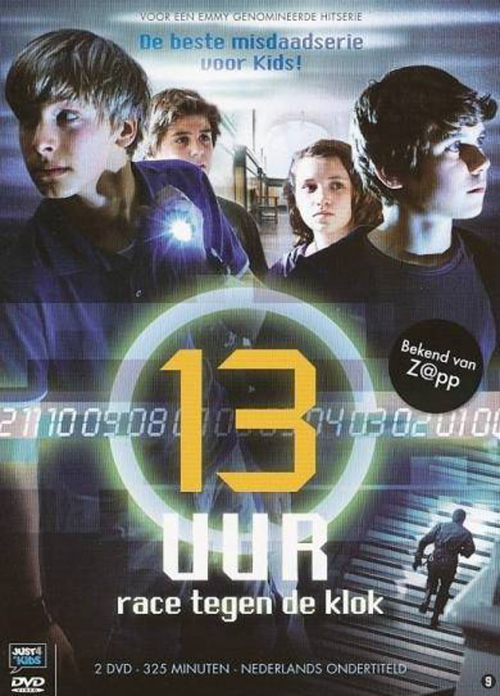 13 uur - Race tegen de klok (DVD)
