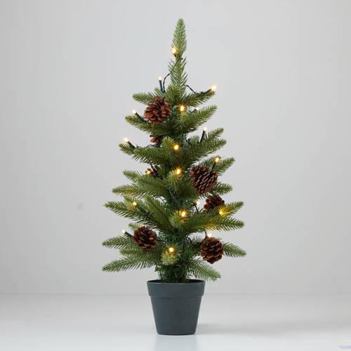 Konstsmide verlichte kerstboom (h60 x ø27) kopen