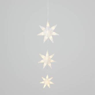 kerstster hanger (7-punts)