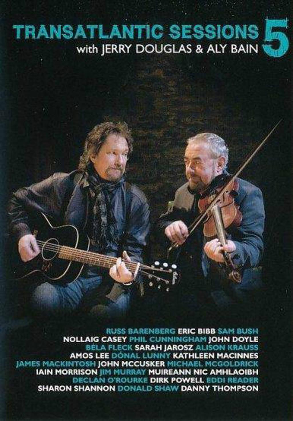 Jerry & Aly Bain Douglas - Transatlantic Sessions 5 (DVD)