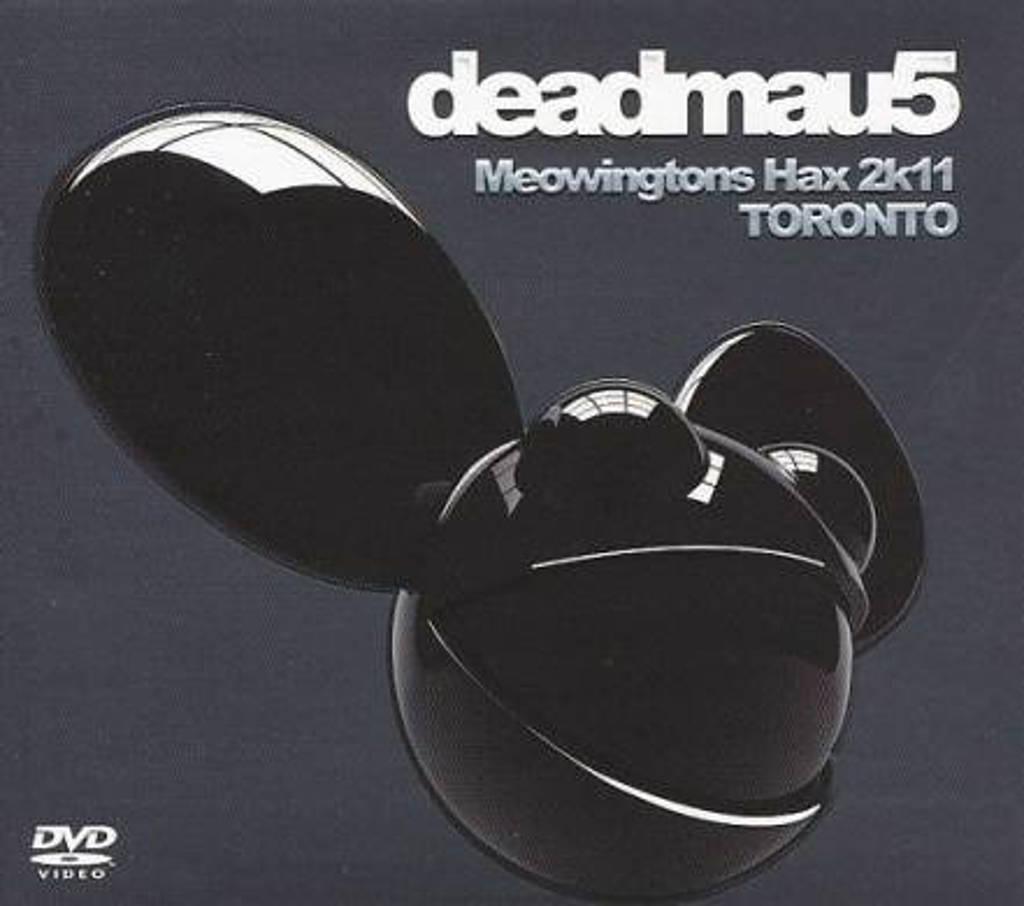 Deadmau5 - Meowingtons Hax 2K11 Toronto (DVD)