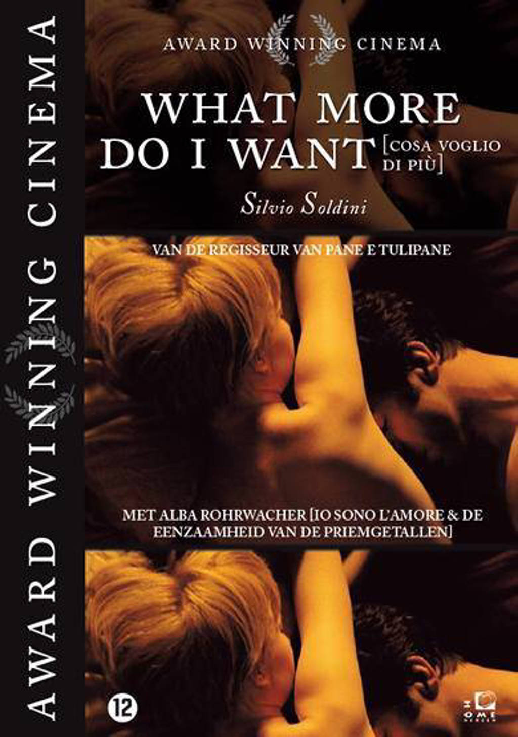 What more do I want (Cosa voglio di piu) (DVD)