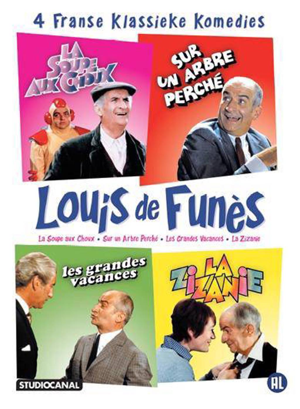 Louis de Funès - Collection 5 (DVD)