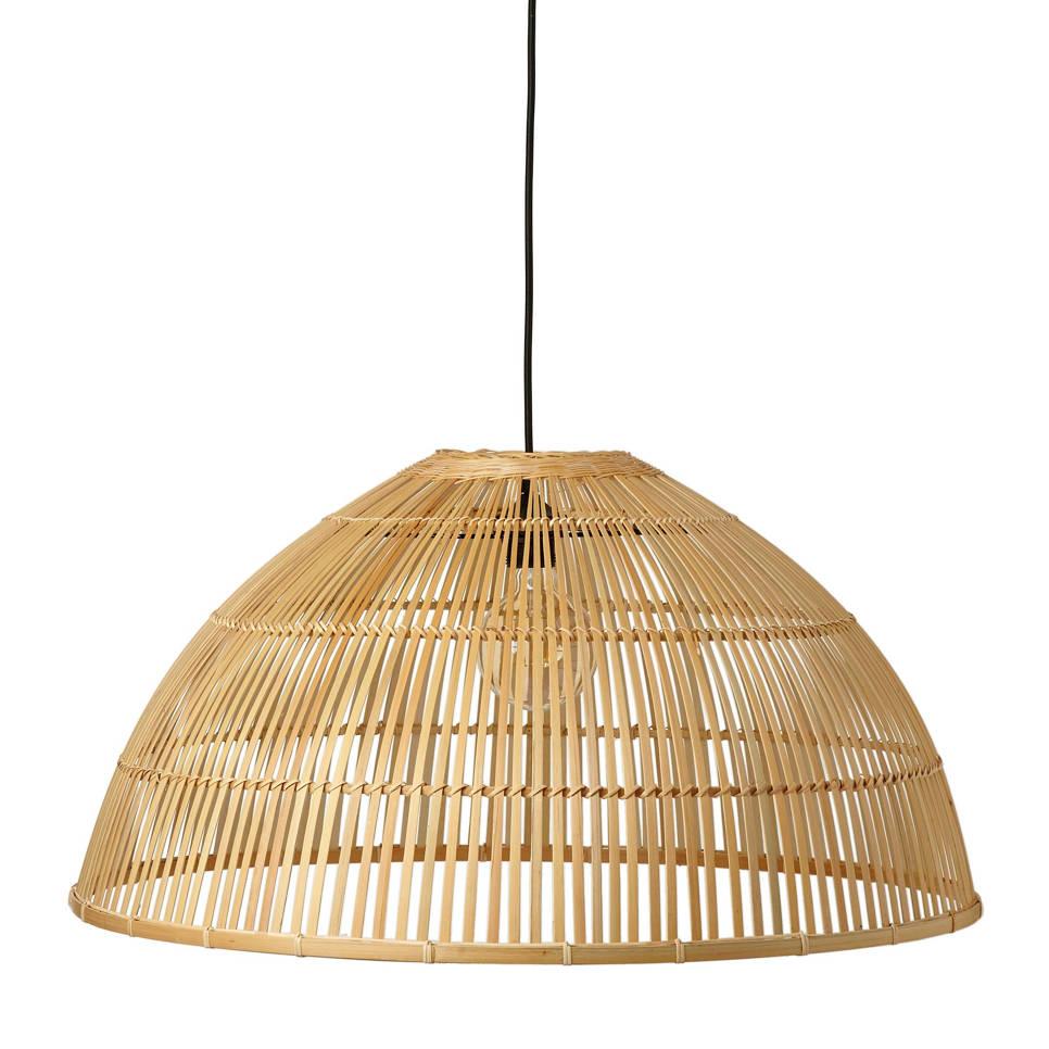 whkmp's own hanglamp, Bruin/zwart
