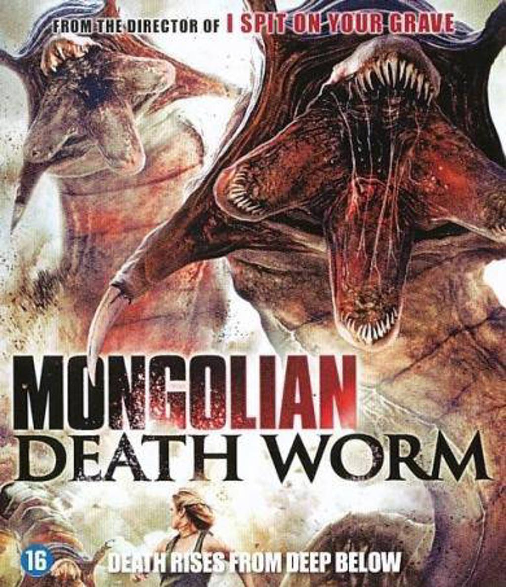 Mongolian death worm (Blu-ray)