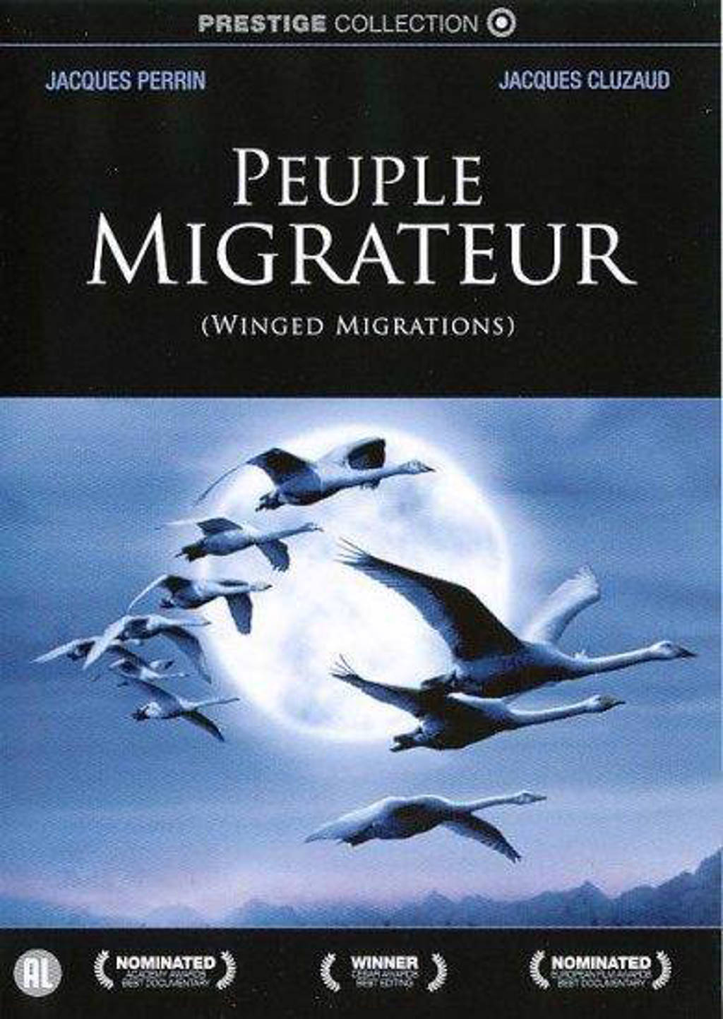 Peuple migrateur (Winged migrations) (DVD)