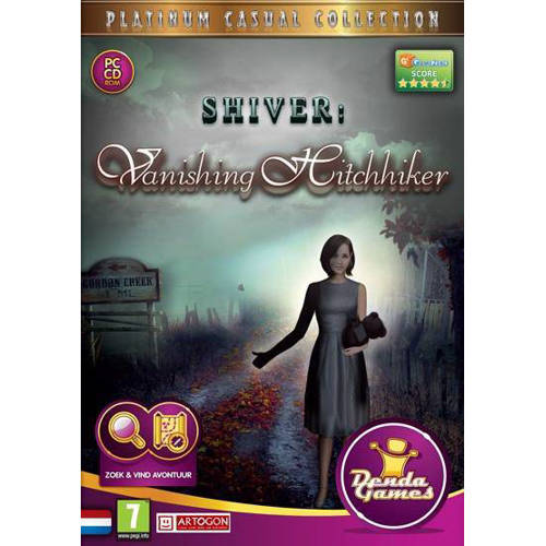 Shiver - The vanishing hitchhiker (PC) kopen