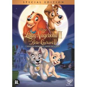 Lady en de vagebond 2 (DVD)