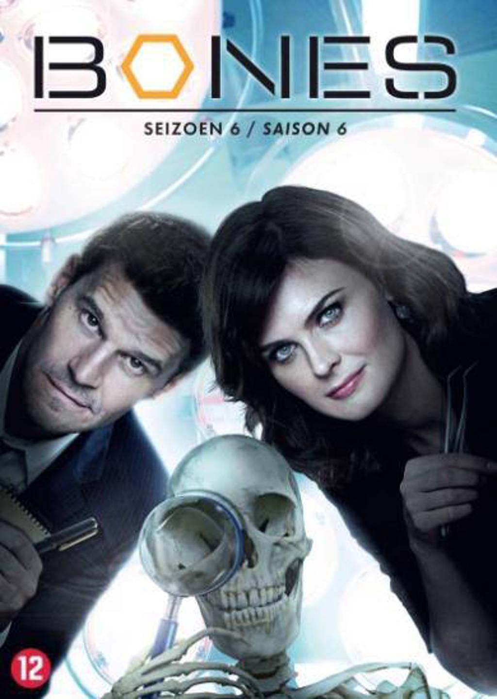 Bones - Seizoen 6 (DVD)
