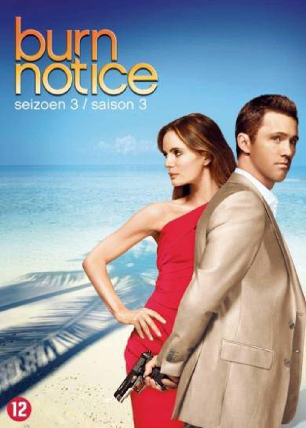 Burn notice - Seizoen 3 (DVD)