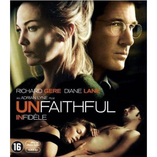 Unfaithful (Blu-ray) kopen