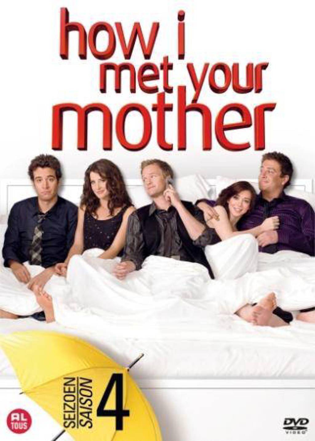 How I met your mother - Seizoen 4 (DVD)