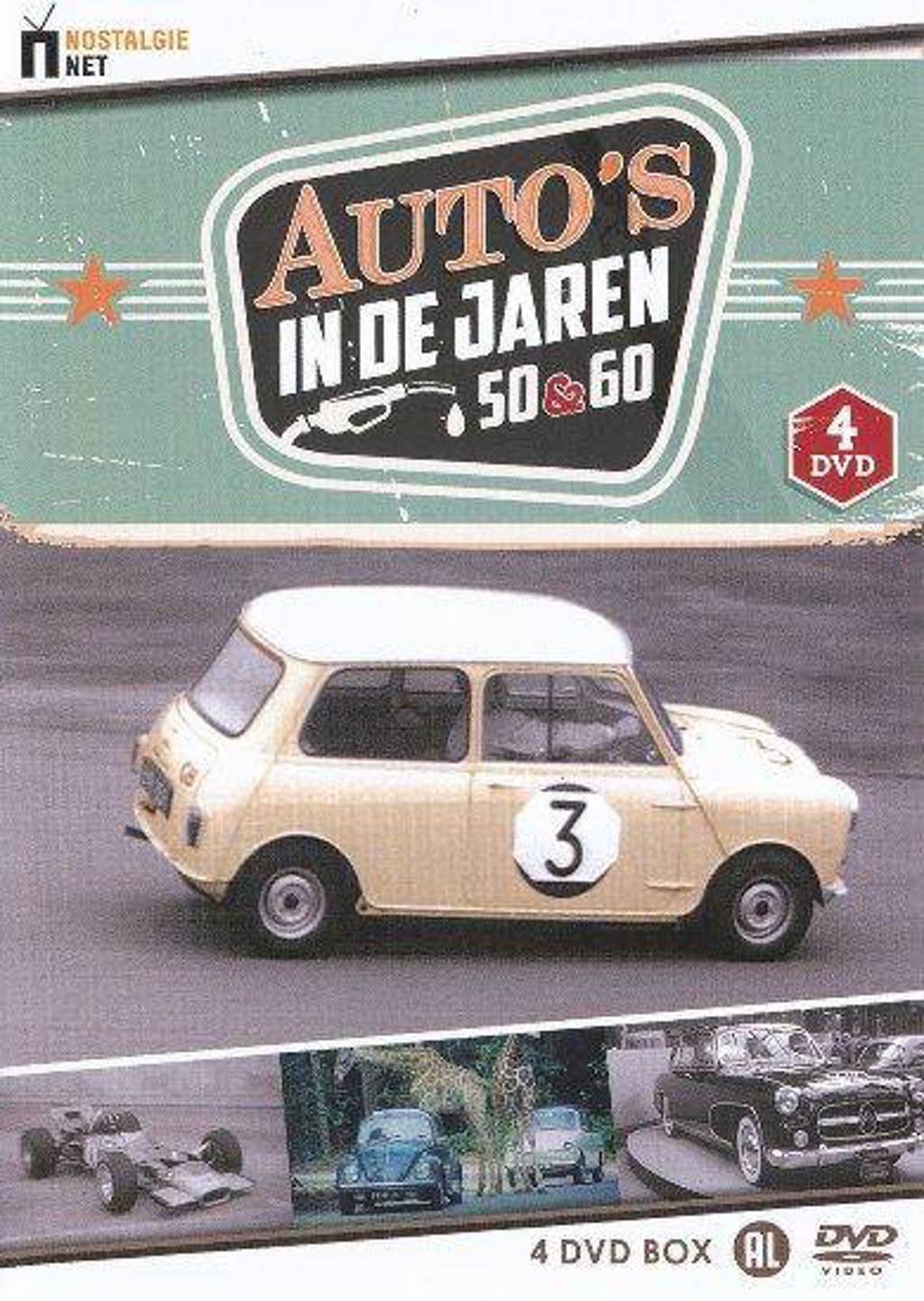 Auto's in de jaren 50 & 60  (DVD)