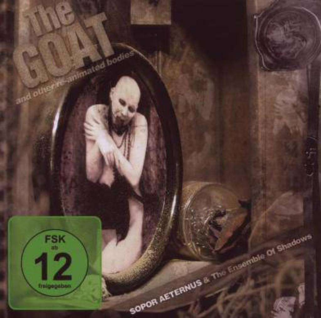 Sopor Aeturnus - The Goat... (DVD)