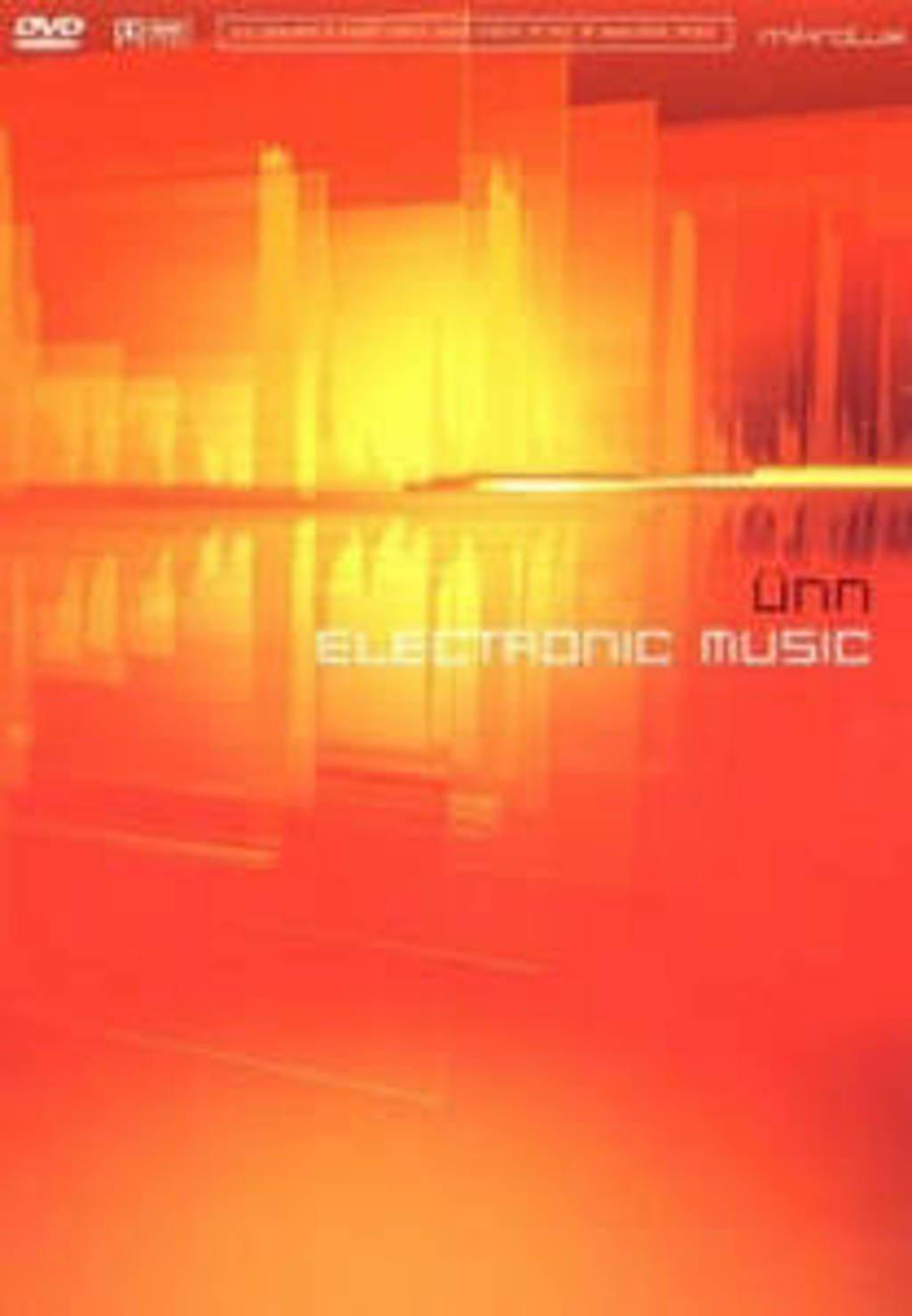 Unn - Electronic Music (DVD)