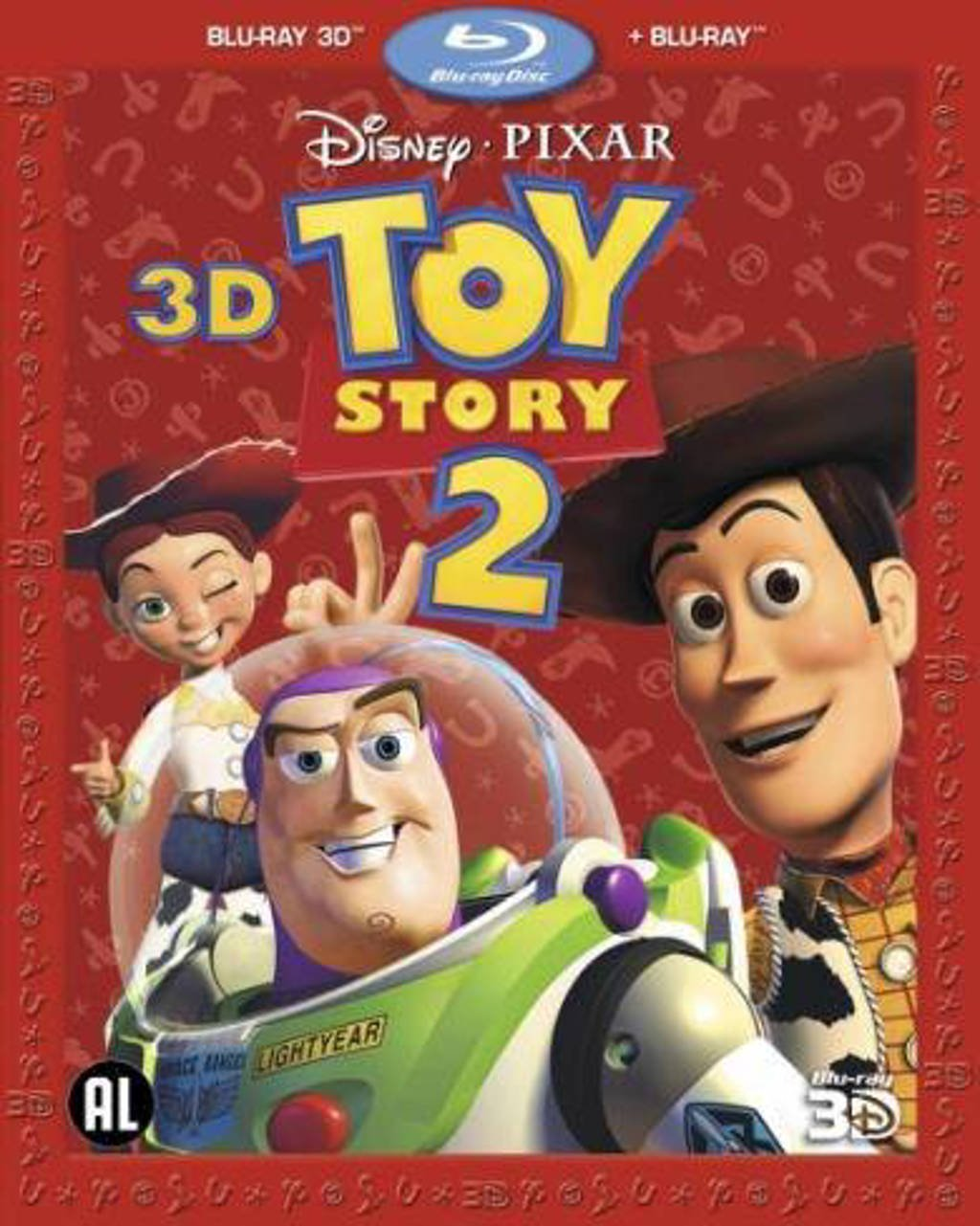 Toy story 2 (3D+2D) (Blu-ray)