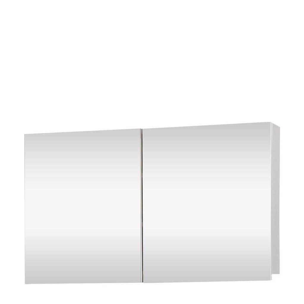 Differnz Brida spiegelkast 50x85cm, Wit