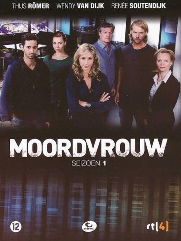 Moordvrouw - Seizoen 1 (DVD)
