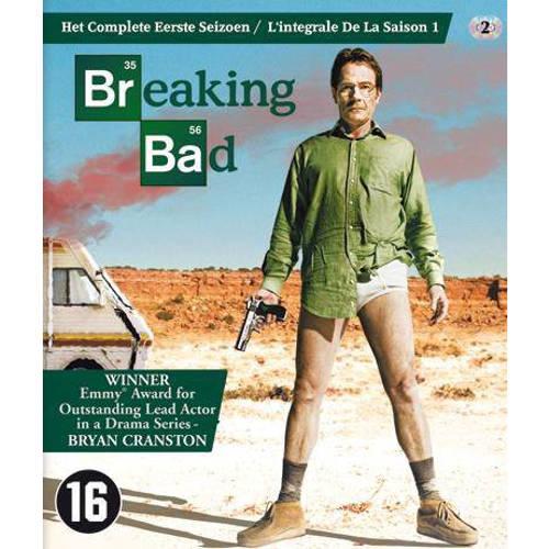Breaking bad - Seizoen 1 (Blu-ray) kopen