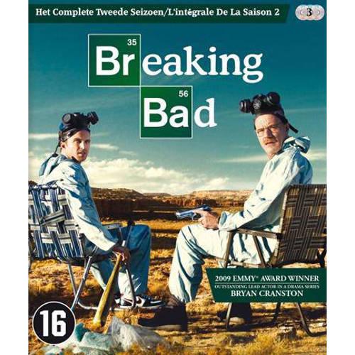 Breaking bad - Seizoen 2 (Blu-ray) kopen