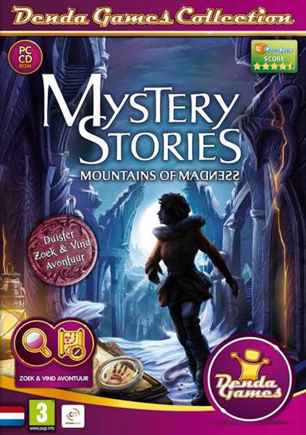 Mystery stories - Mountains of madness (PC)