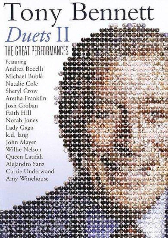 Tony Bennett - Duets II: The Great Performanc (DVD)