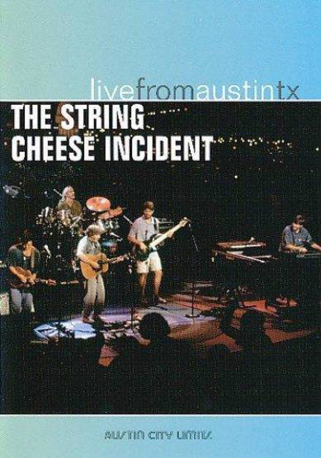 String Cheese Incident - Live From Austin Tx (DVD)