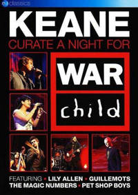 Various - Keane Curate A Night For War Child (DVD)