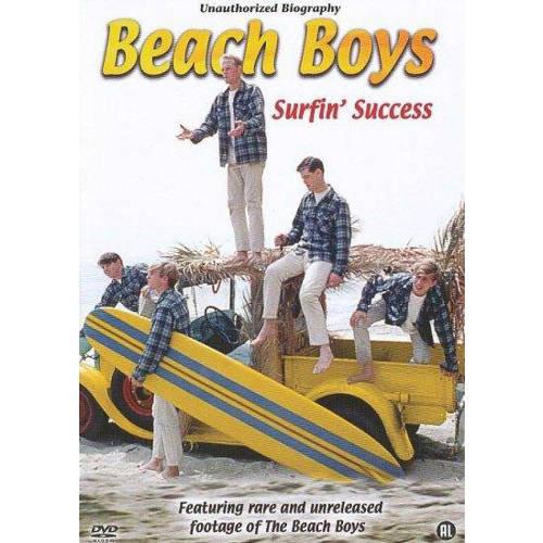 Beach boys - Surfing success (DVD) kopen