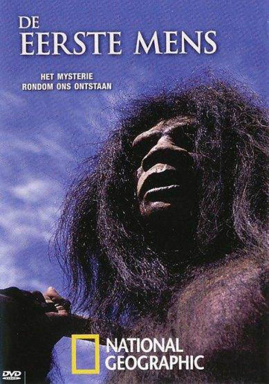 National geographics - De eerste mens (DVD)