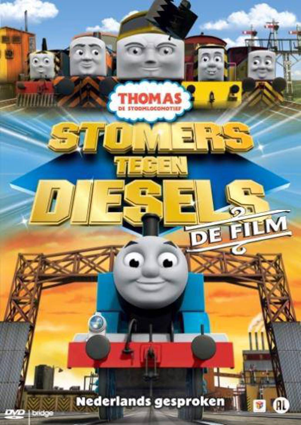 Thomas de stoomlocomotief - Stomers tegen diesels (DVD)