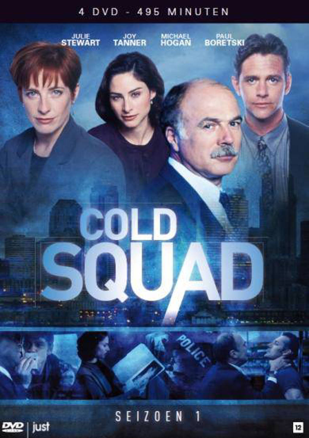 Cold squad - Seizoen 1 (DVD)