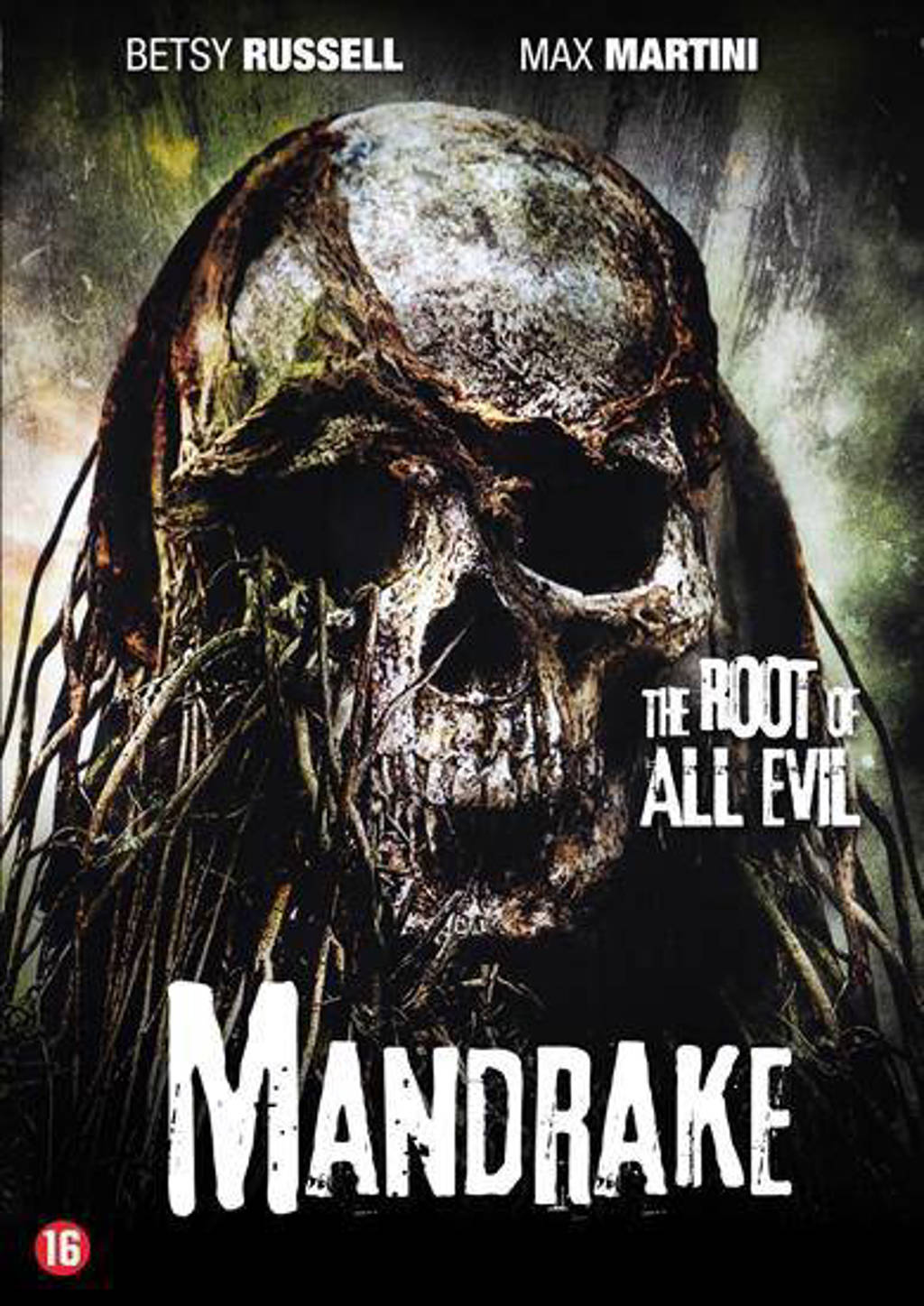 Mandrake (DVD)