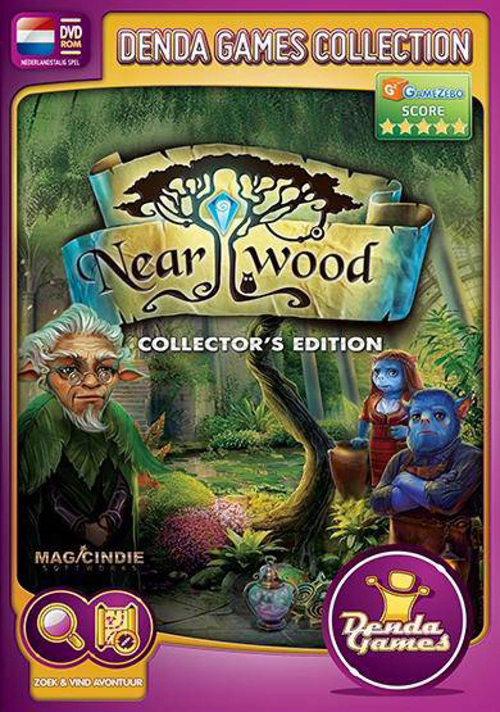Nearwood (Collectors edition) (PC)