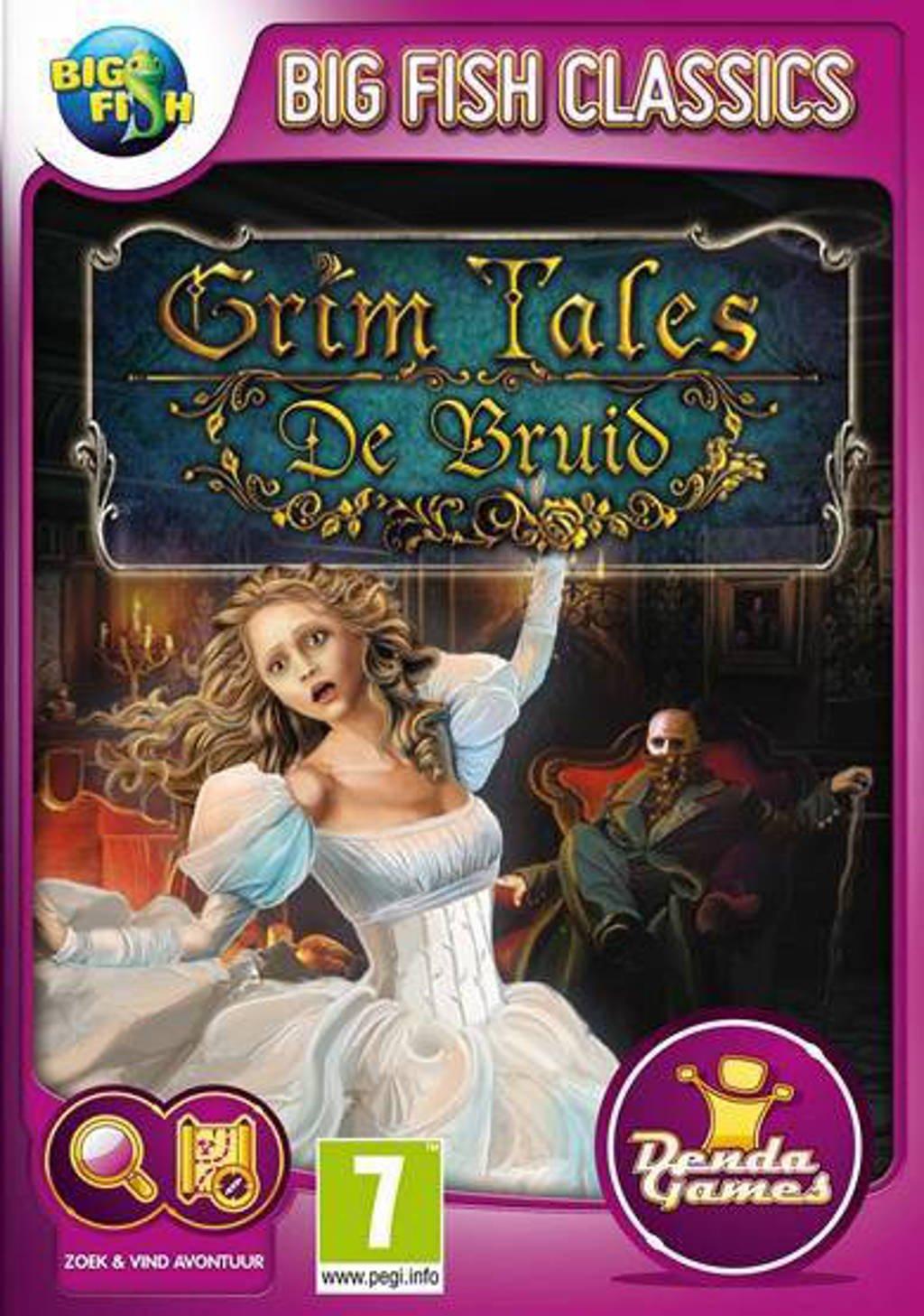 Grim tales - De bruid (PC)
