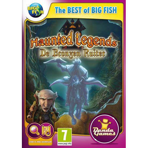 Haunted legends - De bronzen ruiter (PC) kopen