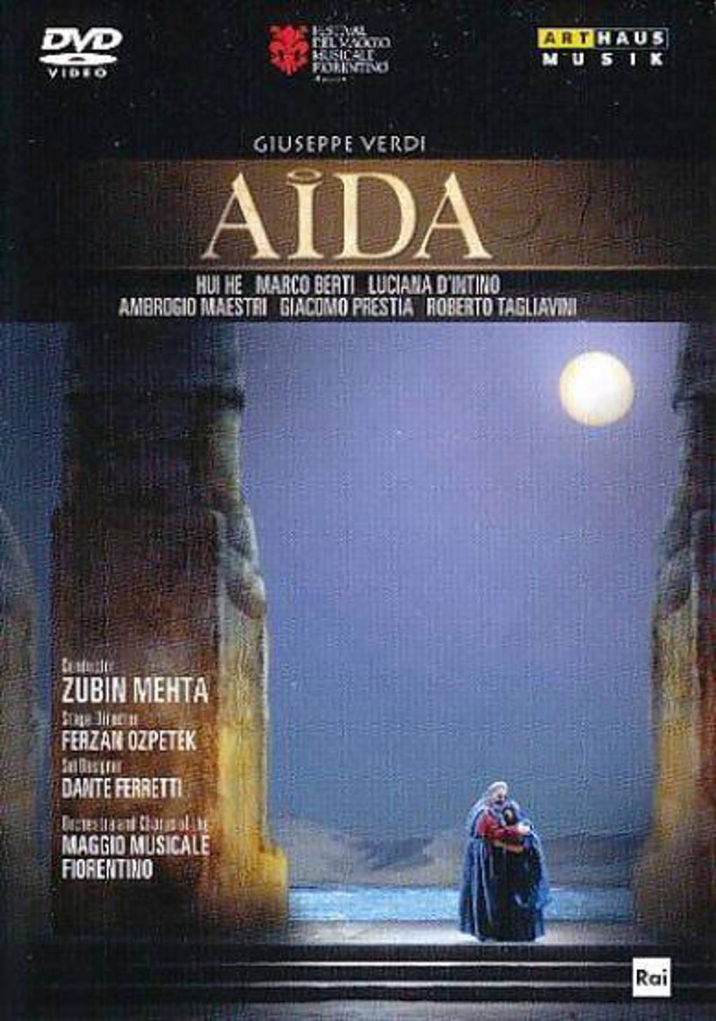 Tagliavini,He, Dintino,Berti - Aida, Florence 2011 (DVD)