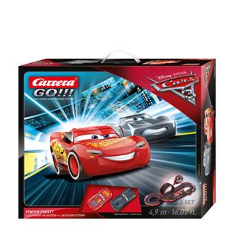 go Cars 3 Finish First racebaan