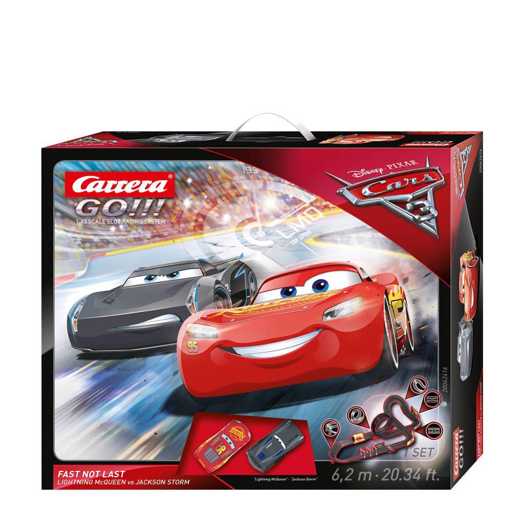 Carrera Go Cars 3 Fast No Last racebaan