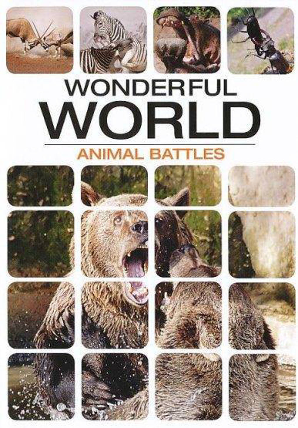 Wonderful world - Animal battles (DVD)