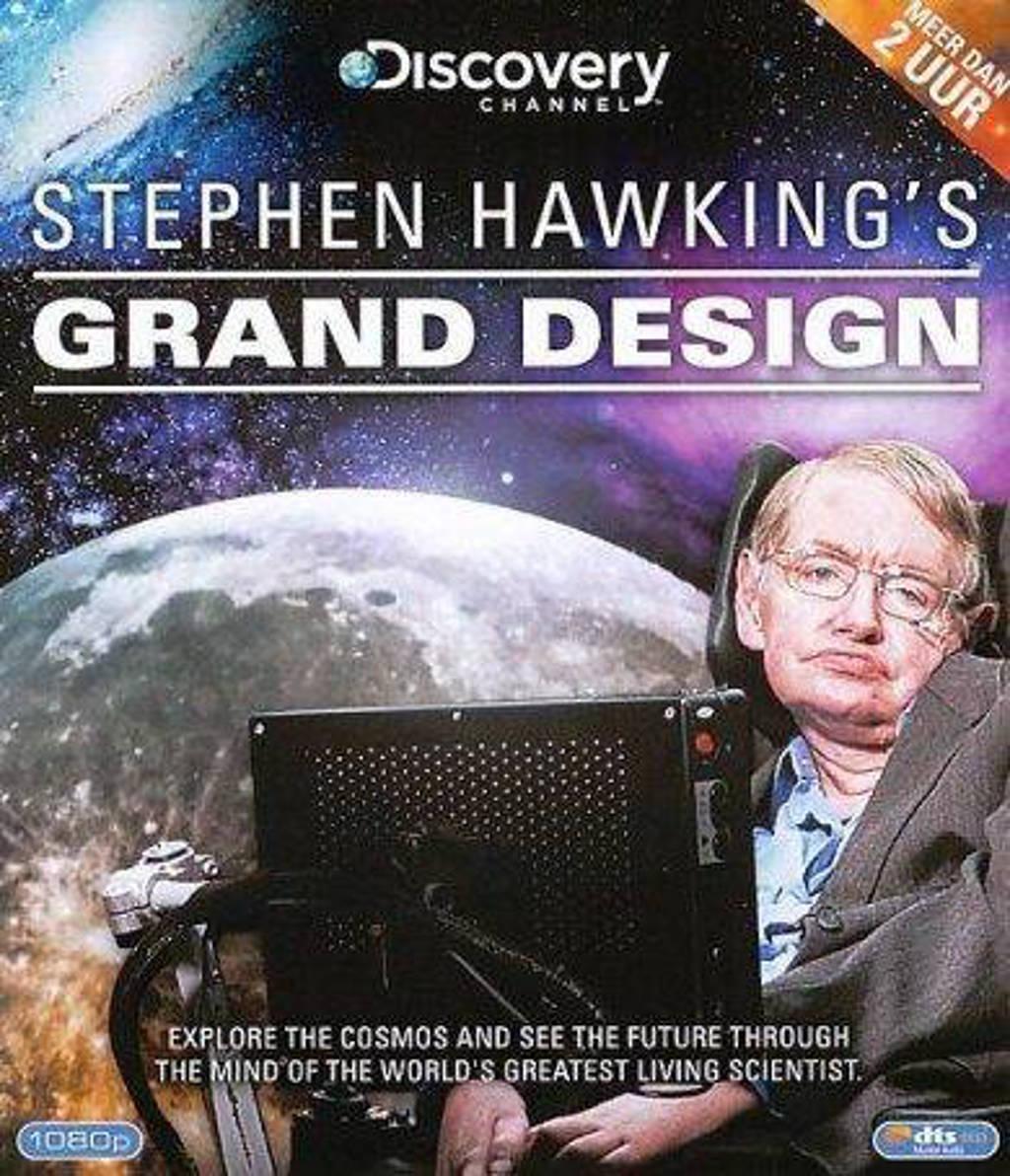 Stephen Hawking's grand design (Blu-ray)