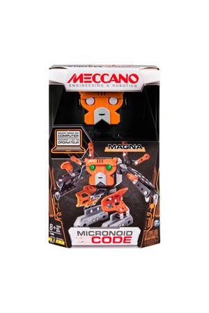 micronoid code orange