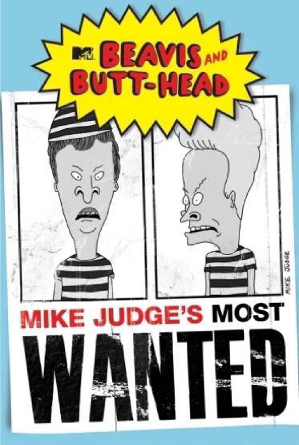 Beavis & Butt-head - Most wanted (DVD)